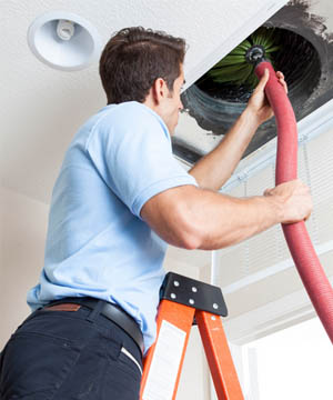 air duct cleaning in Roseville CA