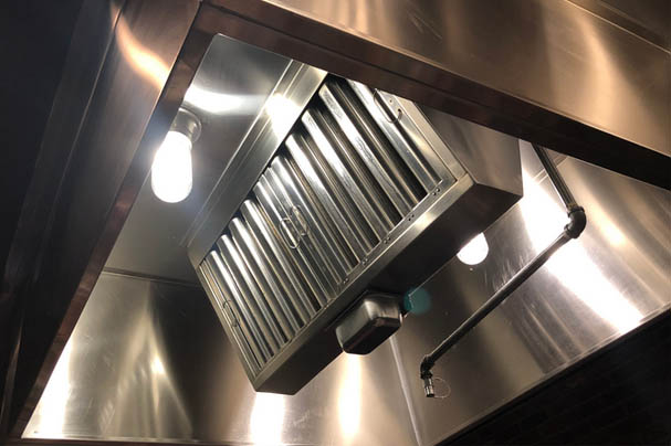kitchen vent exhaust cleaning Roseville